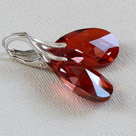 Red Magma - kolczyki