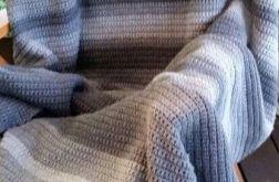 Komplet - Pled + poduszka