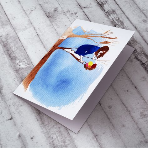 Poszukiwanie Jaj... karteczka