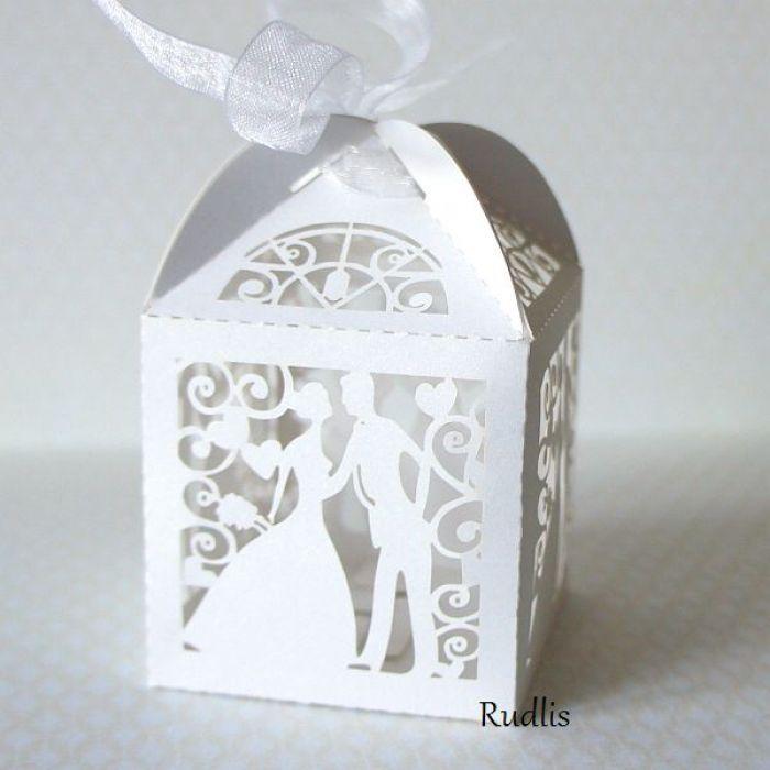 Podziękowania - koronkowe pudełka#3 -