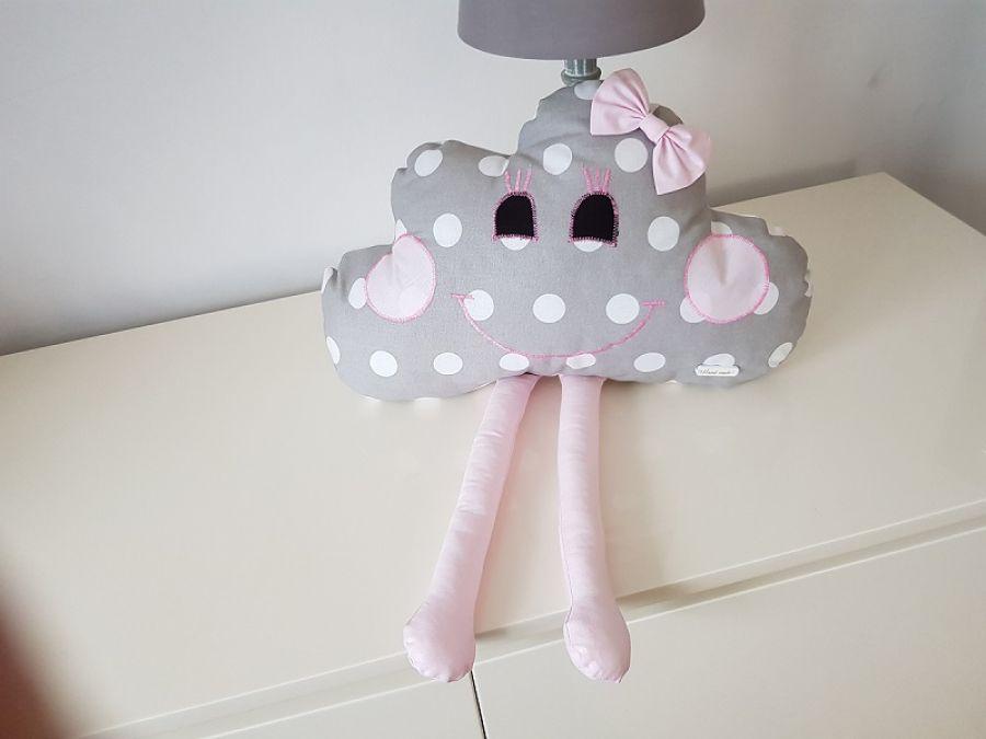 Poduszka Dekoracyjna Dla Dziecka Chmurka