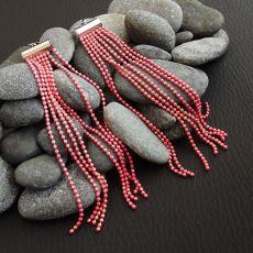 Solque 8 - kolczyki z łańcuszków