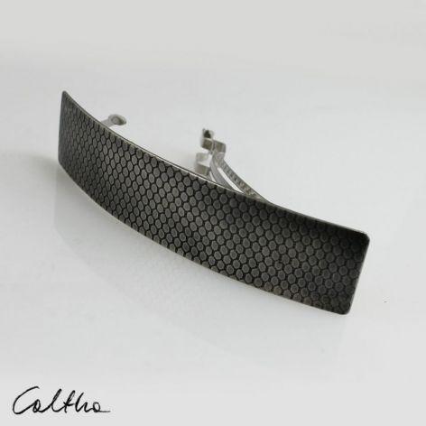 Plaster miodu - metalowa klamra 190212-02