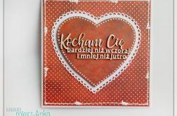 Wyjątkowa KARTKA WALENTYNKOWA - 8