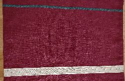Podkładka na stół Haft Len/ Bawełna 39,5x 29,5 cm