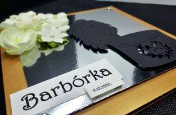 Kartka na Barbórkę Barbórka 2020