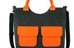 New orange pockets