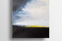 Przed zmrokiem -obraz akrylowy