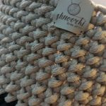 Koszyk na drobiazgi ze sznurka Karmel - Można wybrać swój kolor