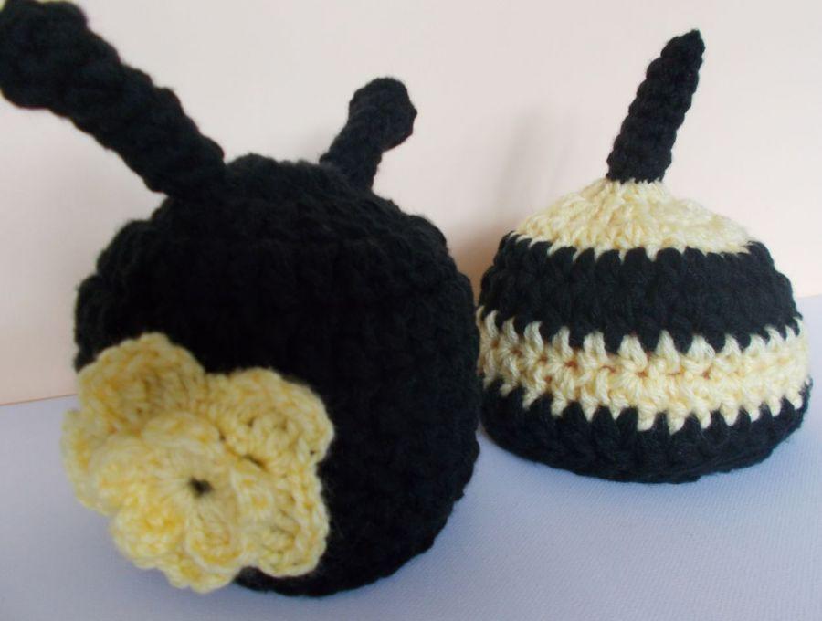 Pszczółka - noworodkowa sesja foto