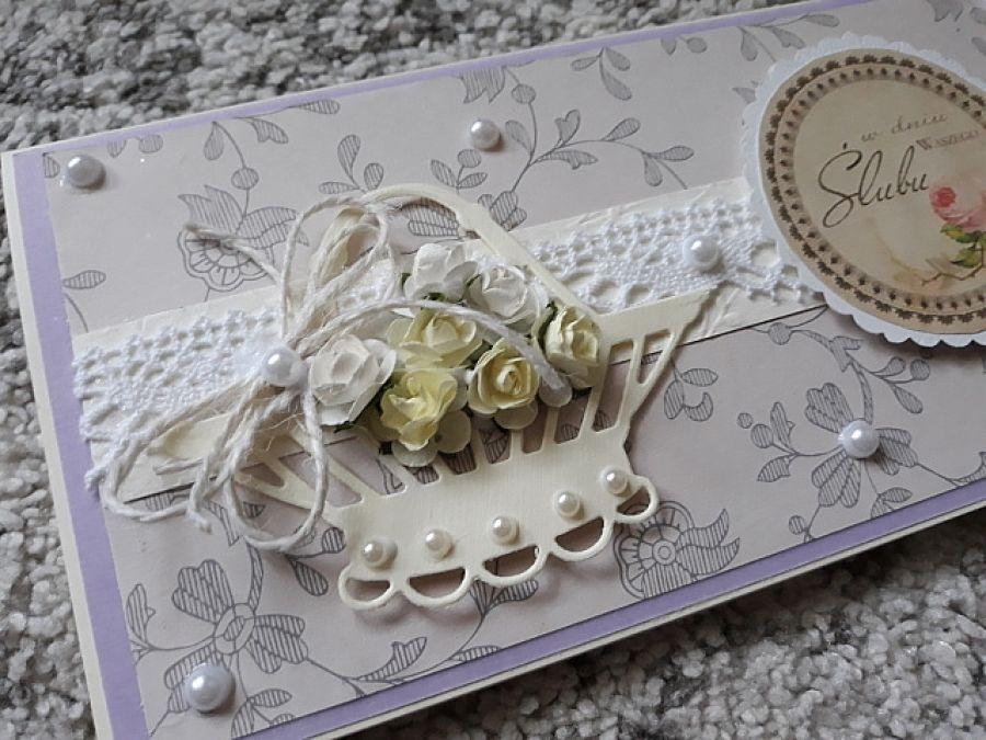 Kartka ślub