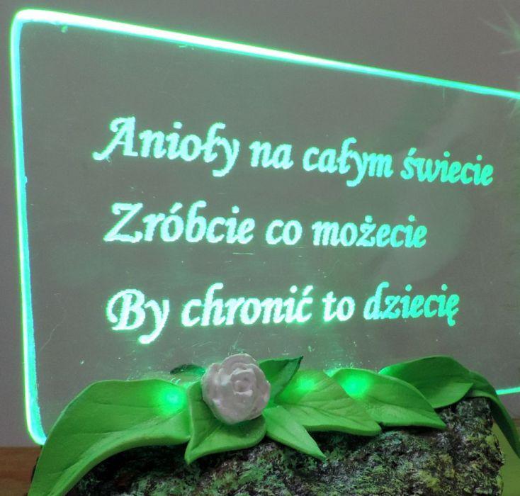 Urodziny Chrzciny Komunia- Anioły chrońcie...