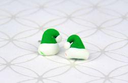 Kolczyki Czapki Elfa