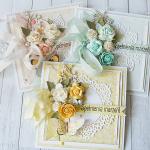 Kartka urodzinowa w pudełku v.3 - kolor żółty4