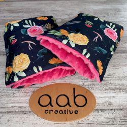 Mufki rękawiczki Żółta róża