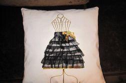 Poduszka haute couture