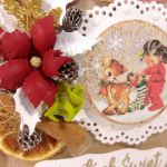 #714 - KARTKA, Boże Narodzenia, świąteczna