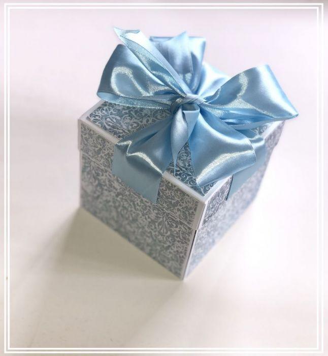 Pudełko z okazji I Komunii Świętej dla chłopc
