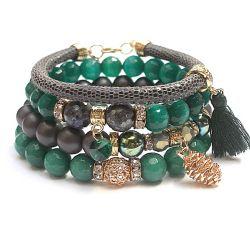 Emerald and grey vol. 4 /15.04.20/ - set