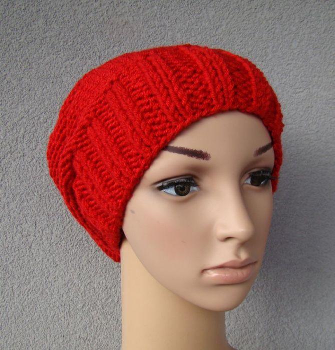 czapka - kolory do wyboru - przód czapki