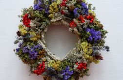 Letnio-jesienne kolory