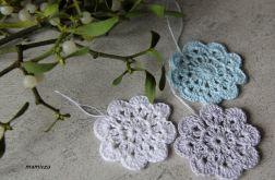 Zawieszki - kwiatki
