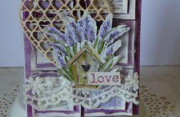 Kartka z LOVE 66