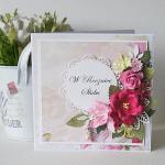 W Rocznicę Ślubu z kwiatami v.3 - rocz3