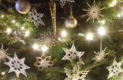 Ozdoby świąteczne, różne wzory
