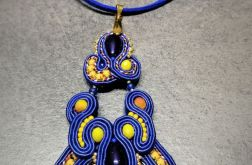 Naszyjnik Gold &Blue