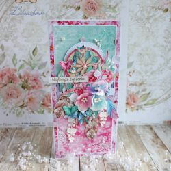Kartka urodzinowa DL Daydream 2 GOTOWA