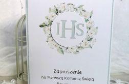 Zaproszenie na Komunię ZK 23