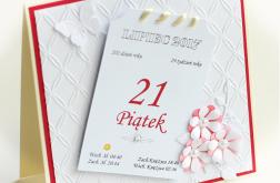 Spersonalizowana kartka ślubna - KS121