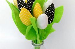 Tulipan 100% bawełna 10szt.cz bi zo
