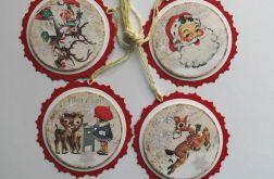 Karnety do prezentów świątecznych