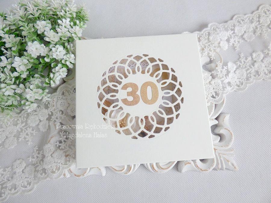 Kartka urodzinowa w pudełku 84