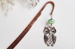 Zakładka do książki Copper Owl