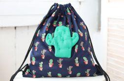 Worko/plecak kaktus