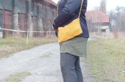 torebka pozioma miodowa