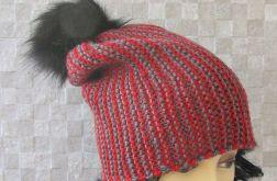 Unisex czapka zimowa.