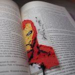 Zakładka do książki Iron Man