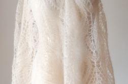 Waniliowe otulenie romantyczna chusta