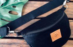 Nerka Mili Belt Bag L- czarna