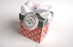 Pudełko na ślub Pełne Serc(a)