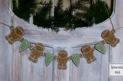 Świąteczna girlanda