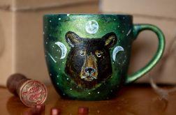 Kubek malowany - Gwiezdny Niedźwiedź