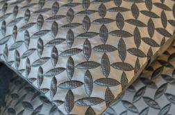 Poszewka dekoracyjna - ryflowana blacha