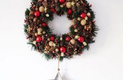 Wianek świąteczny tradycyjny II