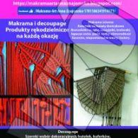 Makrama- art