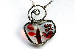 Serce z zagadkową czerwienią